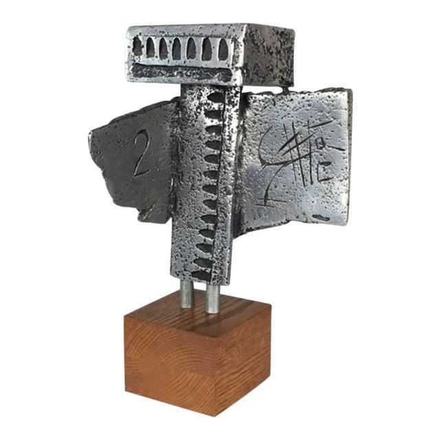 Walter Schluep Sculpture For Sale