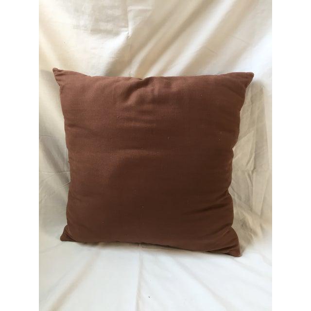Vintage Kilim Rug Pillow - Image 5 of 5