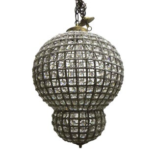 Moroccan Style Pendant Light For Sale