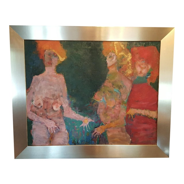 Martin Sumers Original Painting For Sale