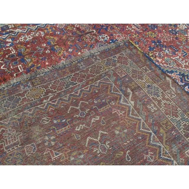 """Shiraz """"Birds"""" Carpet For Sale - Image 10 of 10"""