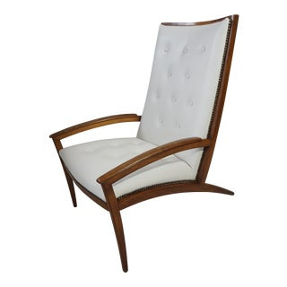 Barney Flagg for Drexel Parallel Collection Mid-Century Lounge Chair