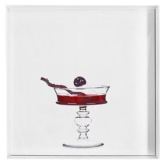 'Black Forest' Limited-Edition Cocktail Portrait Photograph For Sale