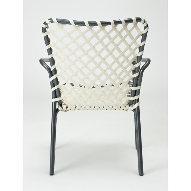Set of Eight Patio Dining Chairs by Ames Aire For Sale In Los Angeles - Image 6 of 9