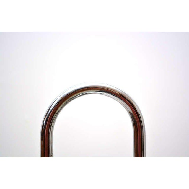 1970s Mid-Century Modern Counterbalance Desk Lamp Attributed to Gae Aulenti For Sale - Image 5 of 10