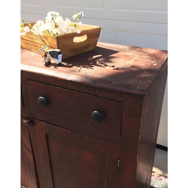Antique Jelly Cabinet For Sale - Image 4 of 11