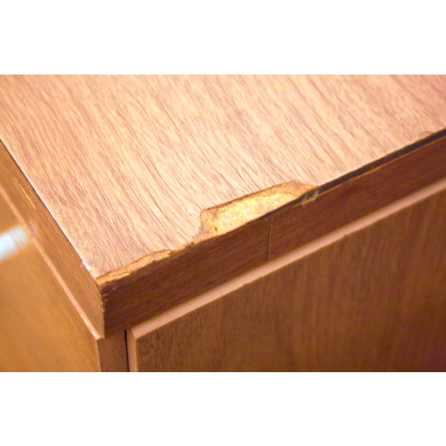 Midcentury Modern 6-Drawer Dressers, a Pair - Image 10 of 11