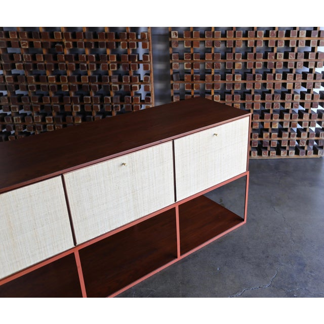 Milo Baughman for Murray Furniture Cabinet C. 1954 For Sale - Image 9 of 13