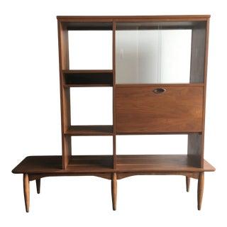 Hooker for Mainline Bookcase/Divider For Sale