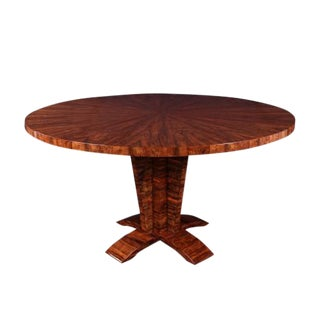 Art Deco Dining Table For Sale