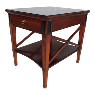 Hickory Chair Co. French Directoire Style Accent End Table 3277-5 For Sale
