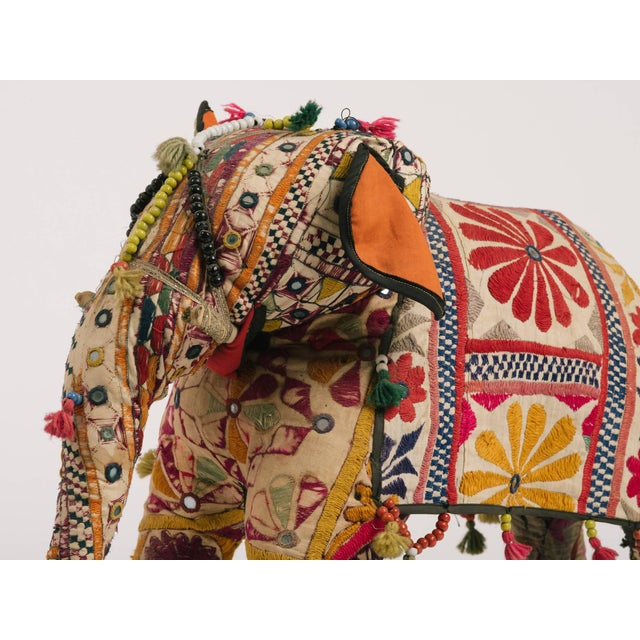 1970s Indian Elephant For Sale In New York - Image 6 of 8
