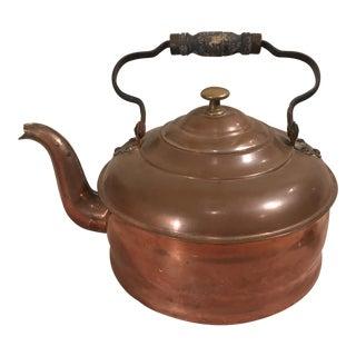 Copper Tea Kettle For Sale