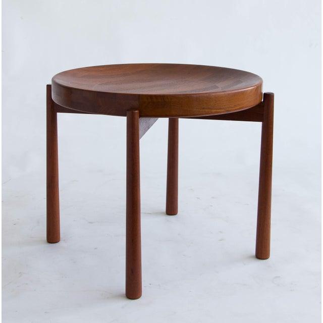 Jens Quistgaard for Dux Flip-Top Teak Table - Image 6 of 10