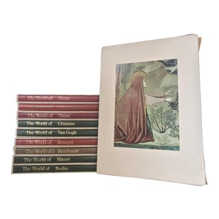 Time-Life Library of Art Books - Set of 10 For Sale