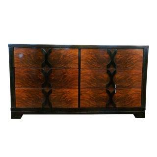 1940s Walnut Dresser by Modernage