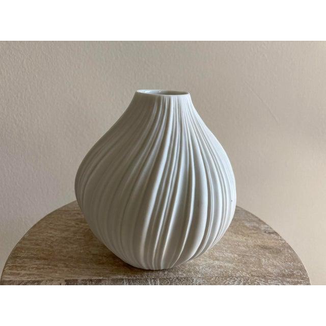 Rosenthal 1970's Rosenthal Studio Linie Vase For Sale - Image 4 of 4