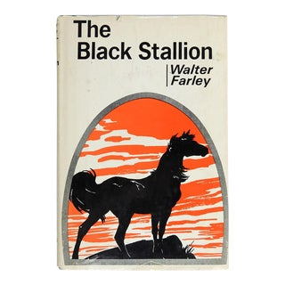 The Black Stallion by Walter Farley 1941