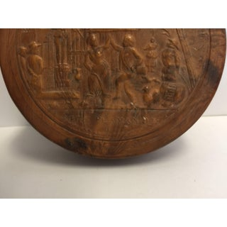 "19th Century Empire ""Fete Flamande"" Pressed Wood Snuff Box Preview"