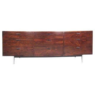 Founders Rosewood Nine-Drawer Dresser