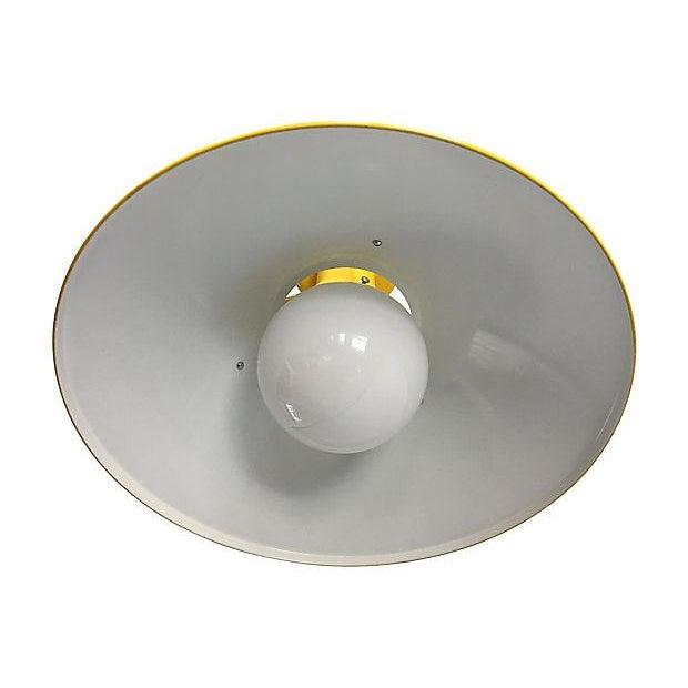 1970s Modern Ceiling Light For Sale - Image 5 of 7