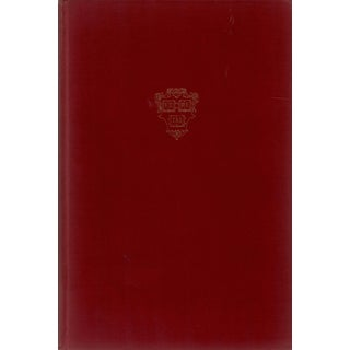 """1936 """"Notes on the Harvard Tercentenary"""" Collectible Book For Sale"""