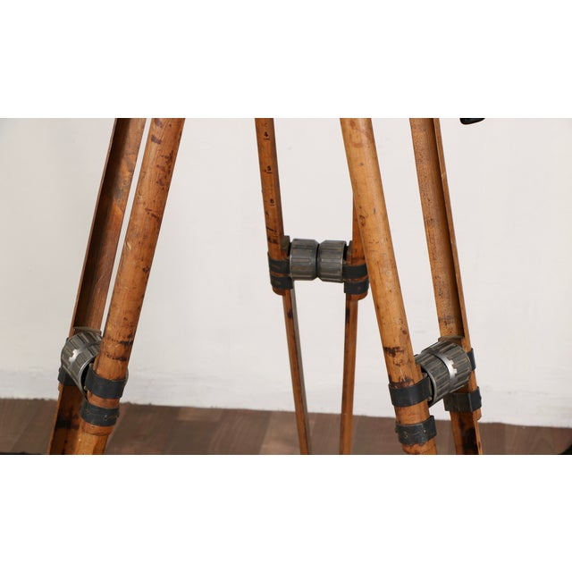 Industrial Motion Picture Tripod - Image 8 of 9