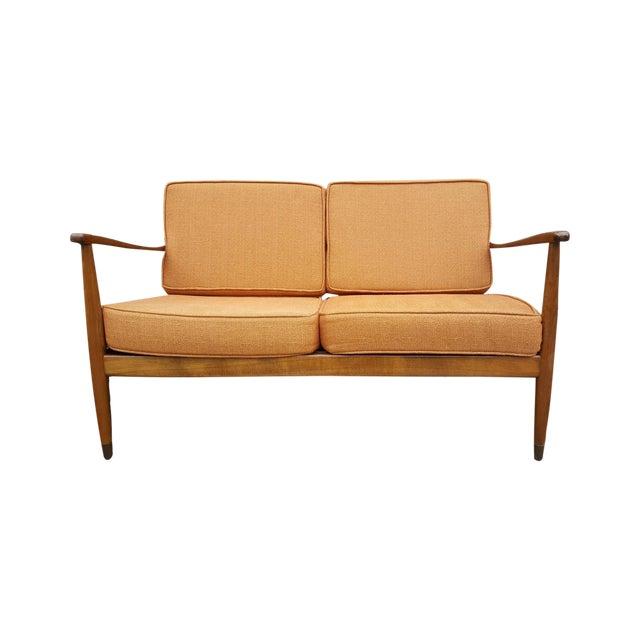 Dux Classic Scandinavian Modern Sofa - Image 1 of 8