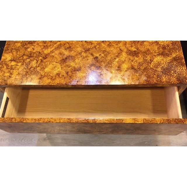 Wood Thayer Coggin Dresser/Chest Designed by Milo Baughman For Sale - Image 7 of 9