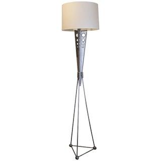 Memphis Style Floor Lamp For Sale