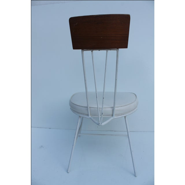 Richard McCarthy Mid Century Accent Chair For Sale - Image 9 of 11