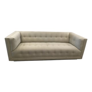 Kravet Yves Sofa Ivory For Sale