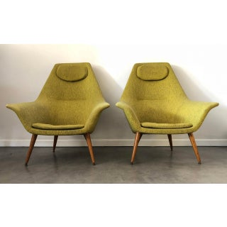 Torbjorn Adfal Butterfly Chairs, a Pair Preview