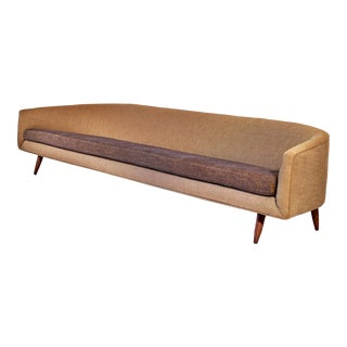 1950s Adrian Pearsall for Craft Associates Cloud Sofa For Sale
