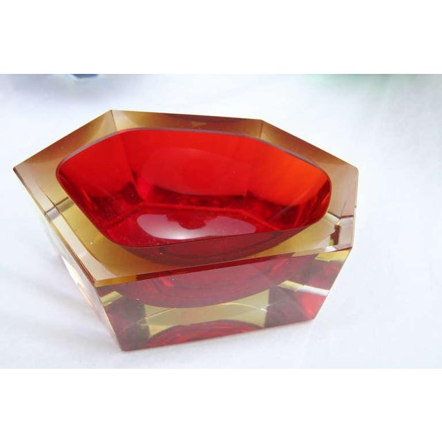 Collection of Colorful Murano Glass Pieces For Sale In Los Angeles - Image 6 of 11