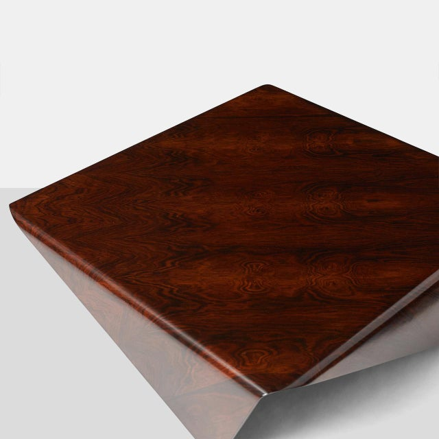 Mid-Century Modern Andorinha Table by Jorge Zalszupin For Sale - Image 3 of 6