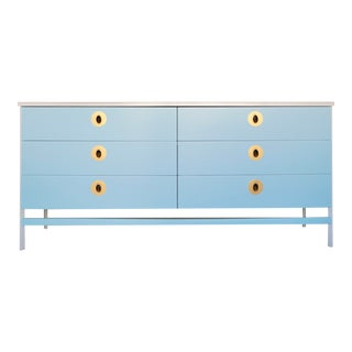 Mid-Century Modern Vista of California Dresser For Sale