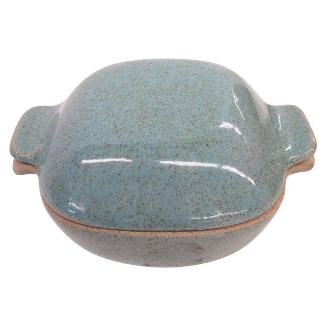Image of Glidden Vintage Speckled Mini Stoneware Casserole