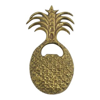 Mid-Century Pineapple Opener For Sale