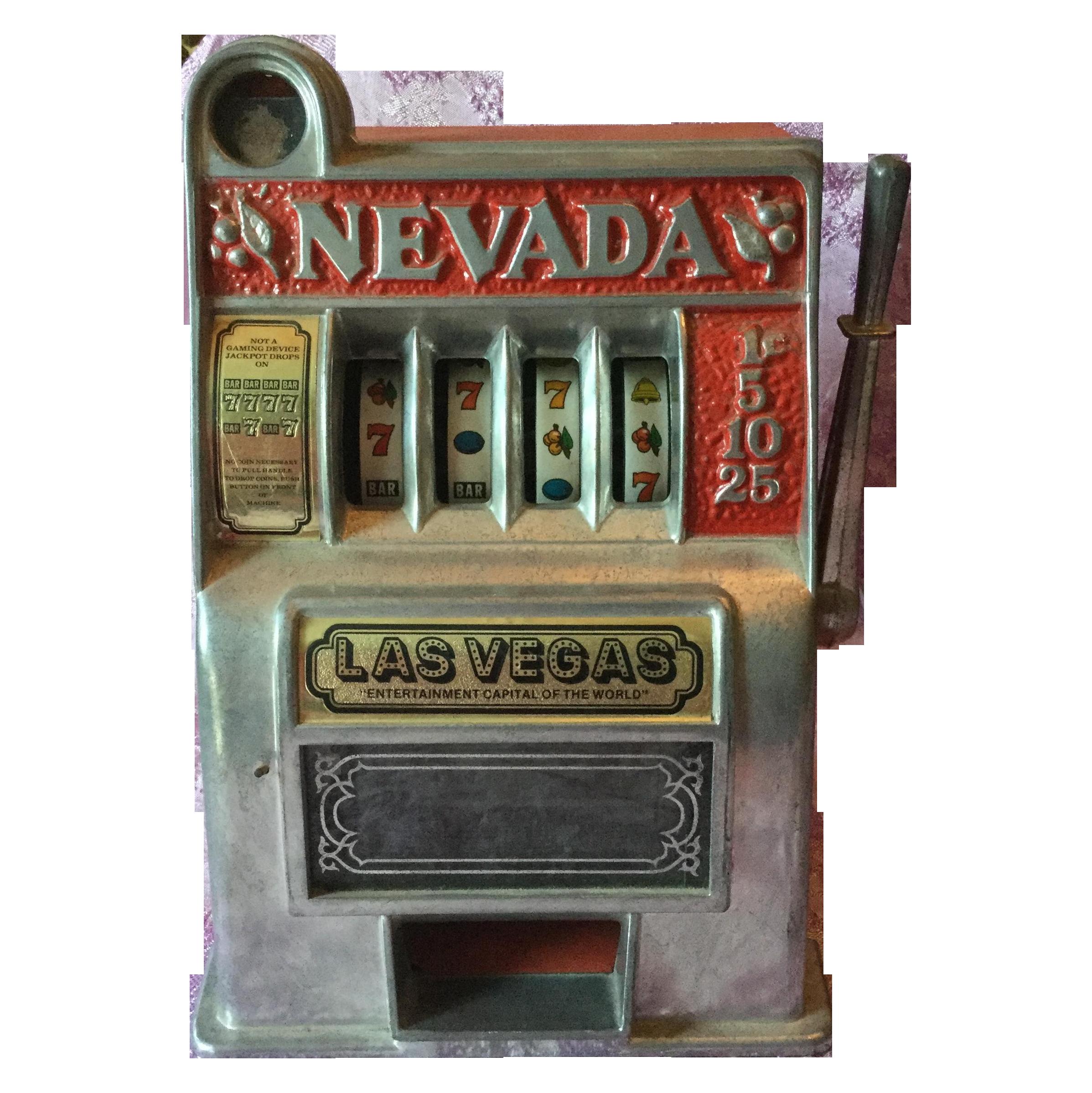 Slot machine restoration las vegas how many spots on roulette wheel