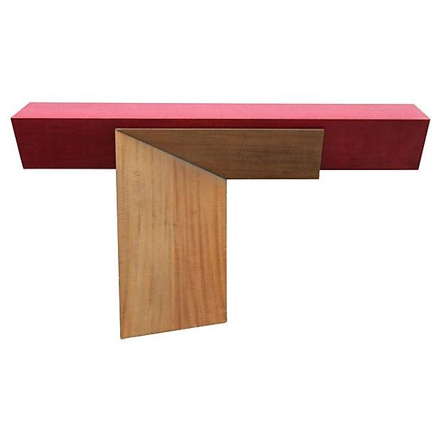 Floating Memphis-Style Console - Image 2 of 7