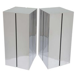 Image of Glass Pedestals and Columns