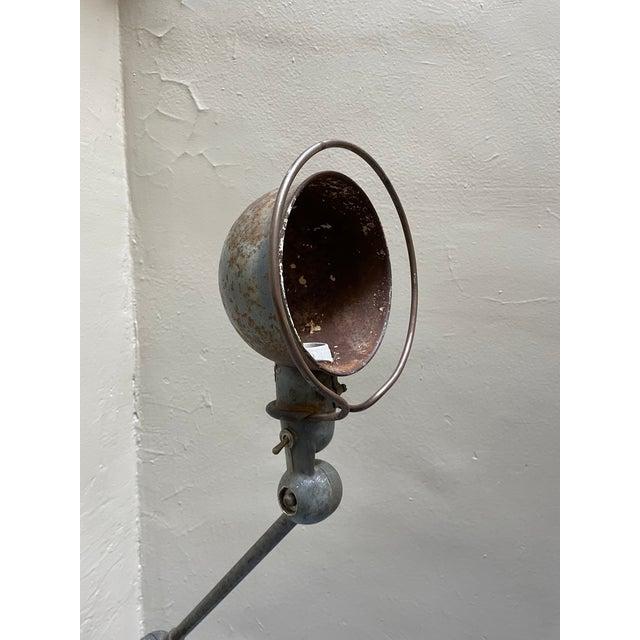 1950s Original 5-Arm Jielde Standing Lamp For Sale In New York - Image 6 of 9