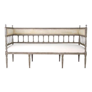 Gustavian Sofa-Bench