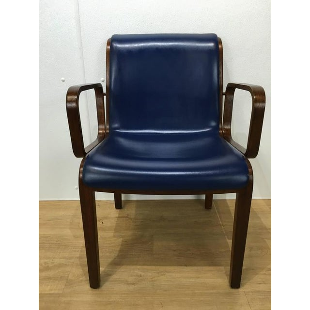 Knoll Two Bill Stephens for Knoll Dining Chairs For Sale - Image 4 of 6