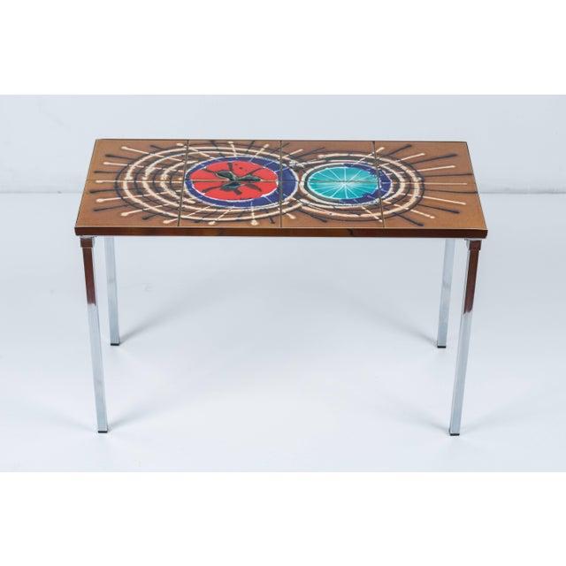 Traditional 1970s Belgian Juliette Belarti Nesting Tables - Set of 3 For Sale - Image 3 of 7
