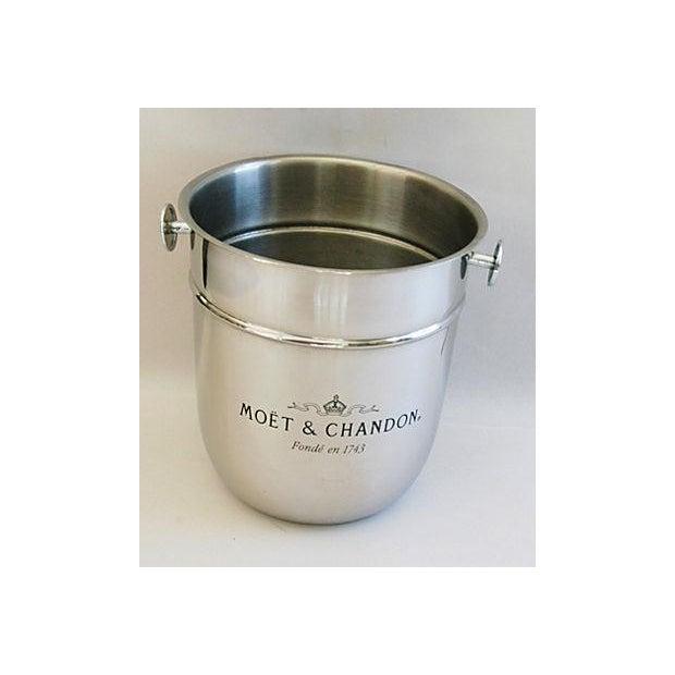 Vintage French Moët & Chandon Champagne Chiller - Image 2 of 8