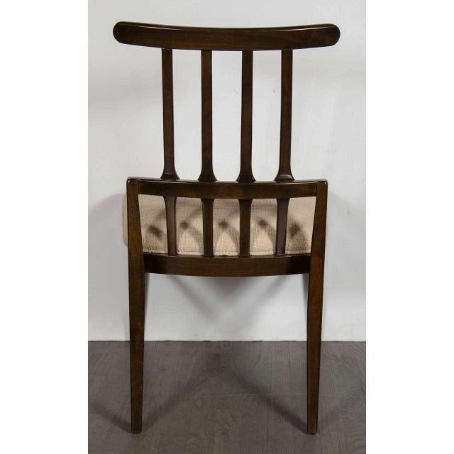 Mid-Century Modernist Dining Chair by Danish Designer Niels Koefoed For Sale In New York - Image 6 of 7