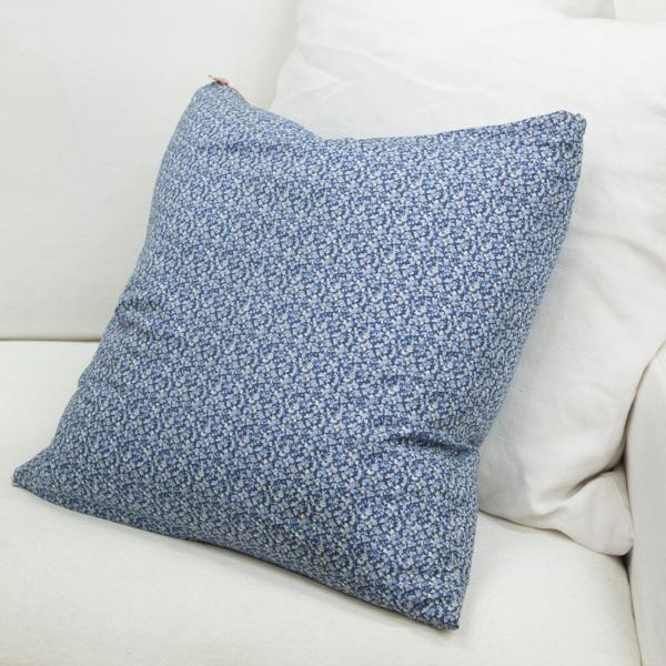 Liberty of London Floral Pillow Cover - Image 4 of 5