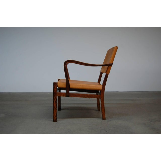 Lounge Chair Designed by Axel Einar Hjorth For Sale - Image 5 of 7